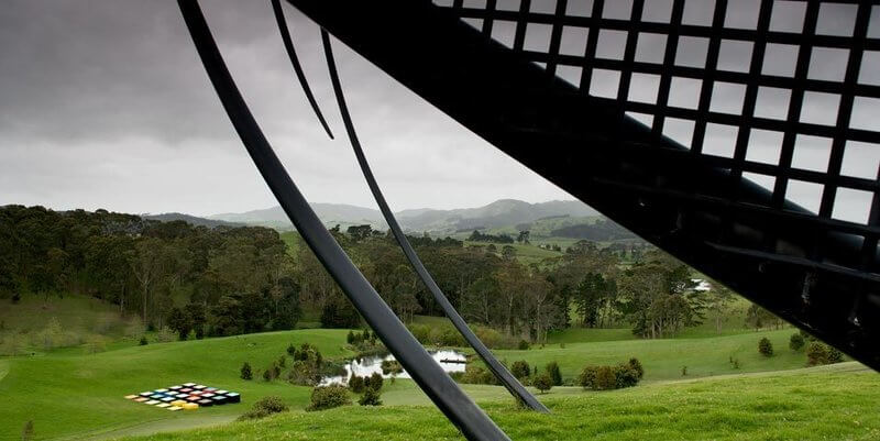 Giant Crumpled Paper Drops From The Sky, Lands On Hill In New Zealand 02