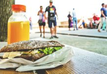 Choose the best food while traveling