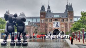 Cultural getaways in Amsterdam