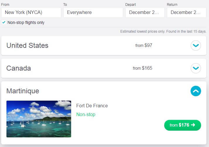 Skyscanner-Tutorial-Everywhere-Caribbean-Martinique