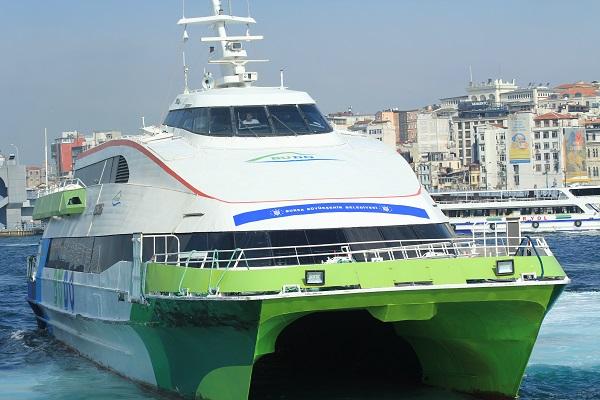 Bosphorus Cruise Trip in Istanbul