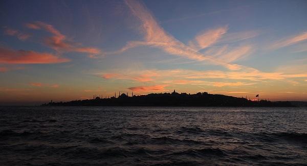 Pick a Sunrise Spot in Istanbul