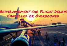 Reimbursement for Flight Delays Cancelled or Overbooked