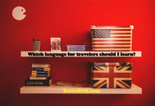 language for travelers should learn